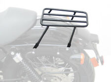 portapacchi nero SOLO-RACK Harley SPORSTER Custom Roadster Low Iron Nightster