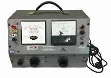 Freed Transformer Co Megohmmeter Model 1620a Working 9567