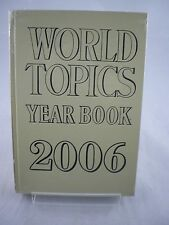 Birthday Gift YEAR YOU WERE BORN Events of 2006 Year Book FUN! World Topics NEW