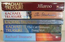 RACHAEL TREASURE BOOKS x 6