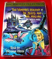 Willis Hall Vampire's Holiday/Dr Jekyll & Mr Hollins 2-Tape Audio Victoria Wood