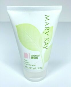 Mary Kay BOTANICAL EFFECTS Freshen Cleanse Hydrate Mask DISCONTINUED
