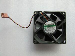 Dell Optiplex 3040 MT Case Cooling Fan Sunon 12V 2.40W 80mm x 20mm 042X60