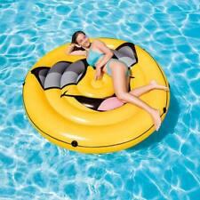 Isola smile Intex 57254 galleggiante gonfiabile materassino emoticon mare piscin