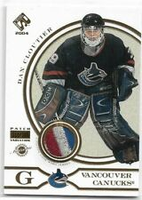 03-04 Pacific Private Stock Patch /100 Dan Cloutier #208