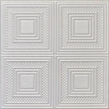 Decorative Ceiling Tiles Styrofoam 20x20 R11 Platinum