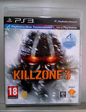 KILLZONE 3 - PLAYSTATION 3 - CD FISICO - PAL ESPAÑA