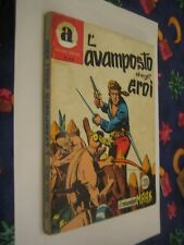 IL COMANDANTE MARK N. 6 - L. 200 ORIGINALE ARALDO -