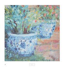 Henrietta milan porcelain POTS póster son impresiones artísticas imagen 75x73cm