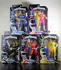 SET LOT 5 POWER RANGERS SPACE Legacy Figure BAF Black Pink Red MEGAZORD COMPLETE