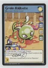 2004 Neopets - Trading Card Game Assorted Promos #P16 Green Kadoatie Gaming 0f6