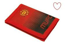 Man United Wallet Manchester Fade Wallet Gift Stocking Filler
