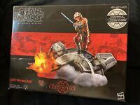 Hasbro 2017 Star Wars Black Series Centerpiece LUKE SKYWALKER #02 New In Box