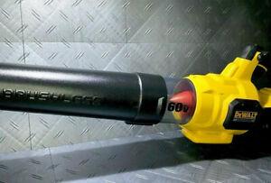 Dewalt FLEXVOLT 60V Cordless Blower Tool Only -125 MPH 600 CFM - Model DCBL772