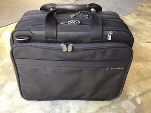 Perfect BRIGGS & RILEY Rolling Computer Bag, BLACK, BR212X-4, 17x13x9