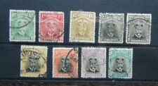 Rhodesia 1913 values to 1s Used