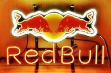 Red-Bull Energy Drink Advertise Beer Bar Club Pub Store Shop Neon Light Sign