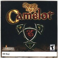 Dark Age of Camelot (PC-CD, 2001) Windows 95/98/ME/XP - NEW CD in SLEEVE