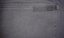 PRADA GEP010 Tapered Fit Blue Grey Fine Drill Trousers Pants - W40/L35