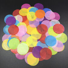 1000Pcs/Pack Flame Retardant Paper Table Throwing Confetti Party Wedding Decor