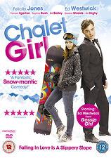 CHALET GIRL (Felicity Jones) - DVD - REGION 2 UK