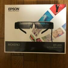 Epson BT-200 Moverio See-Through Smart Glasses USED