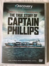 Captain Phillips The True Story - Somali Pirate Takedown  DVD Discovery Channel