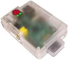 CYNTECH Iceberry Case for Raspberry Pi A or B and protective SD card cover