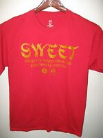 Society Of Women Engineers Exploring Technology SWE SWEET 2009 China T Shirt Med