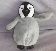 Comfort - Penguin  Baby Comforter / Snuggie / Blanket Soft Toy - (40b)