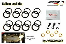 Aprilia Tuono R 1000 06-10 front brake caliper seal repair kit 2006 2007 2008