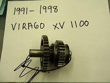 YAMAHA VIRAGO XV 1100 STARTER  DRIVE GEAR SET 1991-1998