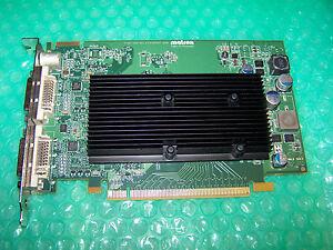 Matrox M9120 512MB PCIe x16 Dual Monitors ATX Graphics Card (Digital/Analog)