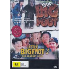 Little Bigfoot/little Bigfoot 2 The Journey Home Double Feature DVD R4 PAL