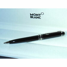 New/2ND* Montblanc Meisterstuck Mozart Mechanical Pencil Black/Platinum 108750