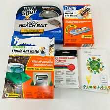 Terro, Hot Shot, Mosquito Magnet Pest control bundle (Lot 2 - Roach traps)