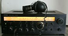 Vintage Optonica SA-5205 1970s in Cherry, WORKING GREAT TESTED