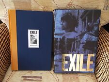 EXILE GENESIS PUBLICATIONS Rolling Stones Collector Copy Dominique Tarlé Signed