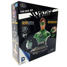 """HAPPY WELL DC HEROES GREEN LANTERN 3D PUZZLE BUST 6"""" FIGURE STATUE ~BRAND NEW~"""