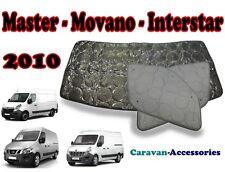 Internal Thermal Screen Insulated 2010 Master Movano Interstar Camper Motorhome