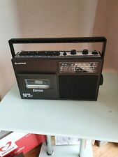 Vintage Radio Cassette Recorder Unitra emilia RM-407   Made in Poland