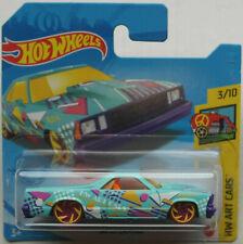 Hot Wheels 1980 Chevy Chevrolet El Camino türkis HW Art Cars Neu/OVP Pickup ´80