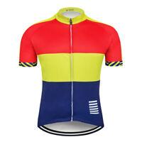Man Woman Cycling Jersey Bike Sports Riding Bicycle Men Team Jerseys