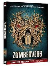 ZOMBEAVERS  LTD   DVD+BOOKLET    HORROR