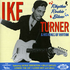 Ike Turner, Ike Turner & the Kings of Rhythm - Rhythm Rockin' Blues [New CD] UK