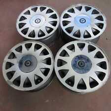 Set 4 cerchi in lega 15x6,5J 5X98 ET31 Lancia Phedra 2002-2010 (31664 85-6-C-1)