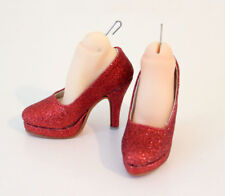 1/3 bjd SD16 SID EID girl doll glitter red high-heels dollfie dream ship US