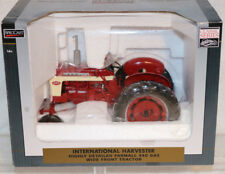 SpecCast IH Farmall 340 Gas WF Tractor 1:16 Scale Diecast Highly Detailed NEW