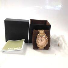 Michael Kors MK 5263 Blair Chronograph Ladies Watch New #594
