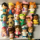 Random 10pcs Fisher Price Little People 2'' Figure Baby Boy Girl Gift Toys Doll